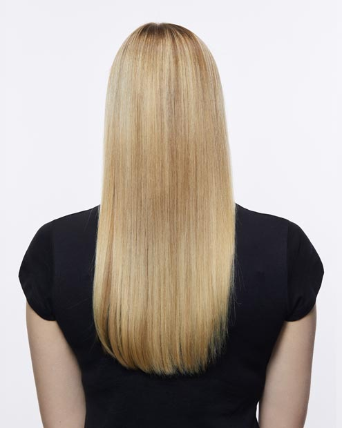 after blond