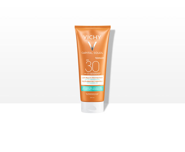 Beach Protect - Multi-Schutz Sonnenmilch - LSF 30