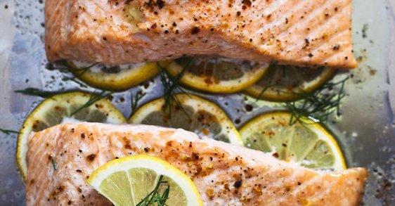 Lachs: Gesunde Fette für schöne Haut