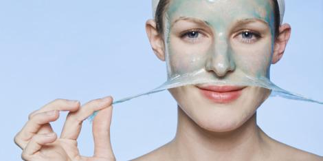Gesichtsmaske für jeden Hauttyp
