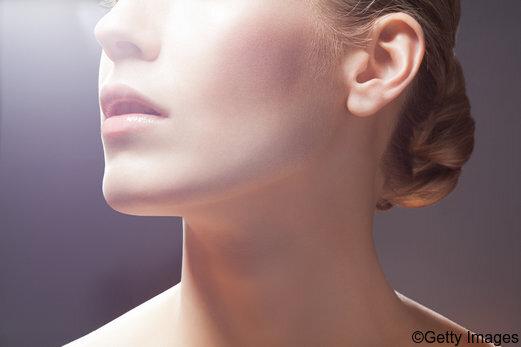 5 Tipps gegen das Doppelkinn