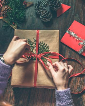 Vichy-Weihnachtsgeschenke