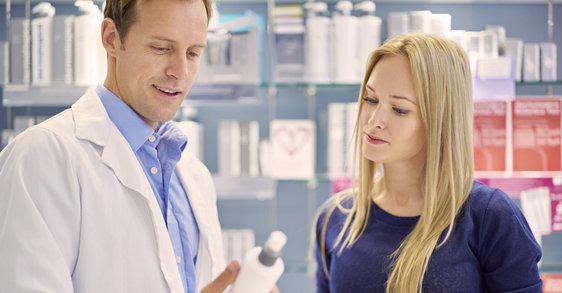 Empfindliche Kopfhaut – 3 Gründe, in die Apotheke zu gehen