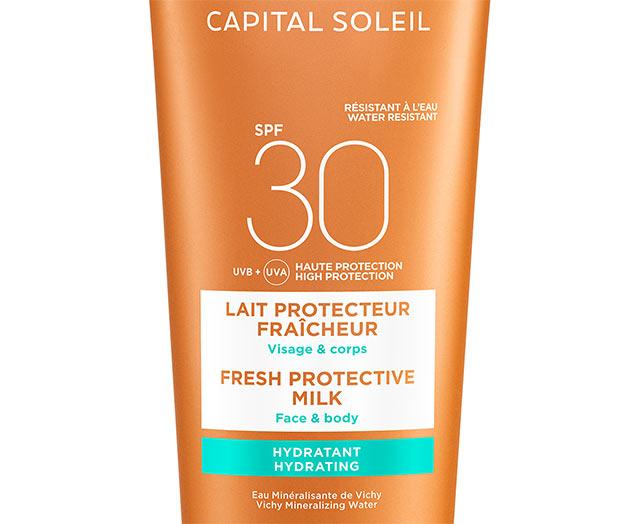 Sonnenschutz-Milch LSF 30 Für Gesicht und Körper