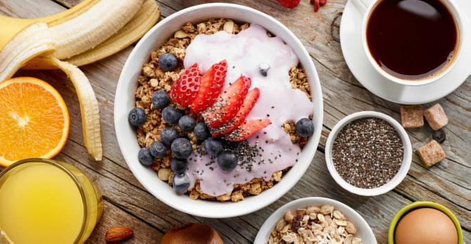Das perfekte Frühstück für mehr Energie