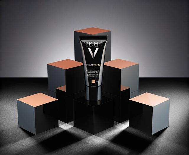 Dermablend: Teint-korrigierendes Make-up mit 16h Halt
