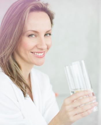 So gesund ist Wasser trinken