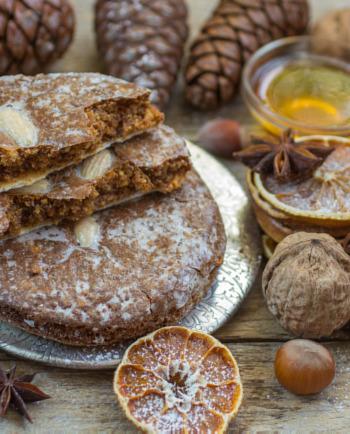 Einfaches Lebkuchen-Rezept ohne Zucker