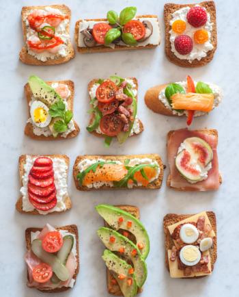 Gesundes Frühstück: Ideen für Ihren Frühstückstoast