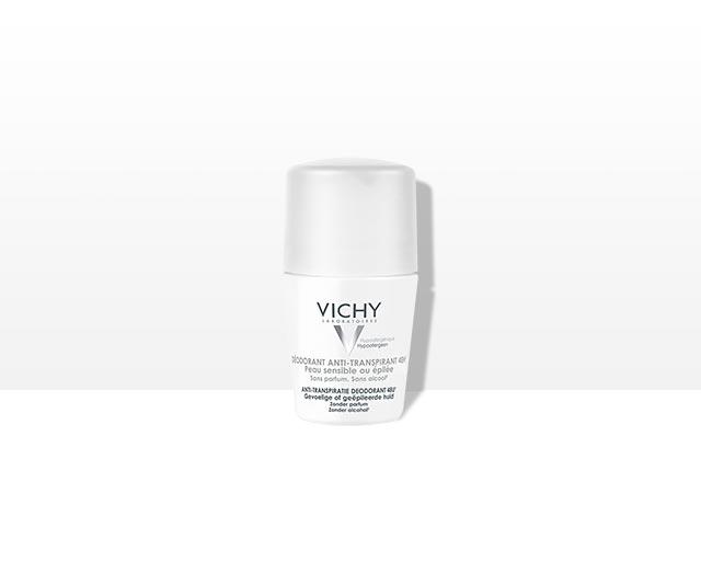 Deodorant Roll-On Anti-Transpirant 48h empfindliche Haut