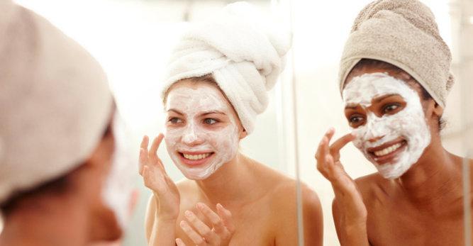 Gesichtsmasken – 5 Gelegenheiten für kurze Entspannung
