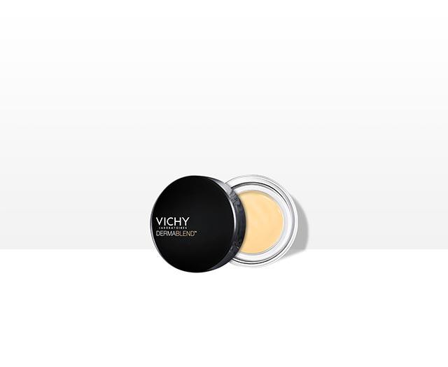 Korrekturfarbe Gelb - neutralisiert Äderchen & Augenschatten