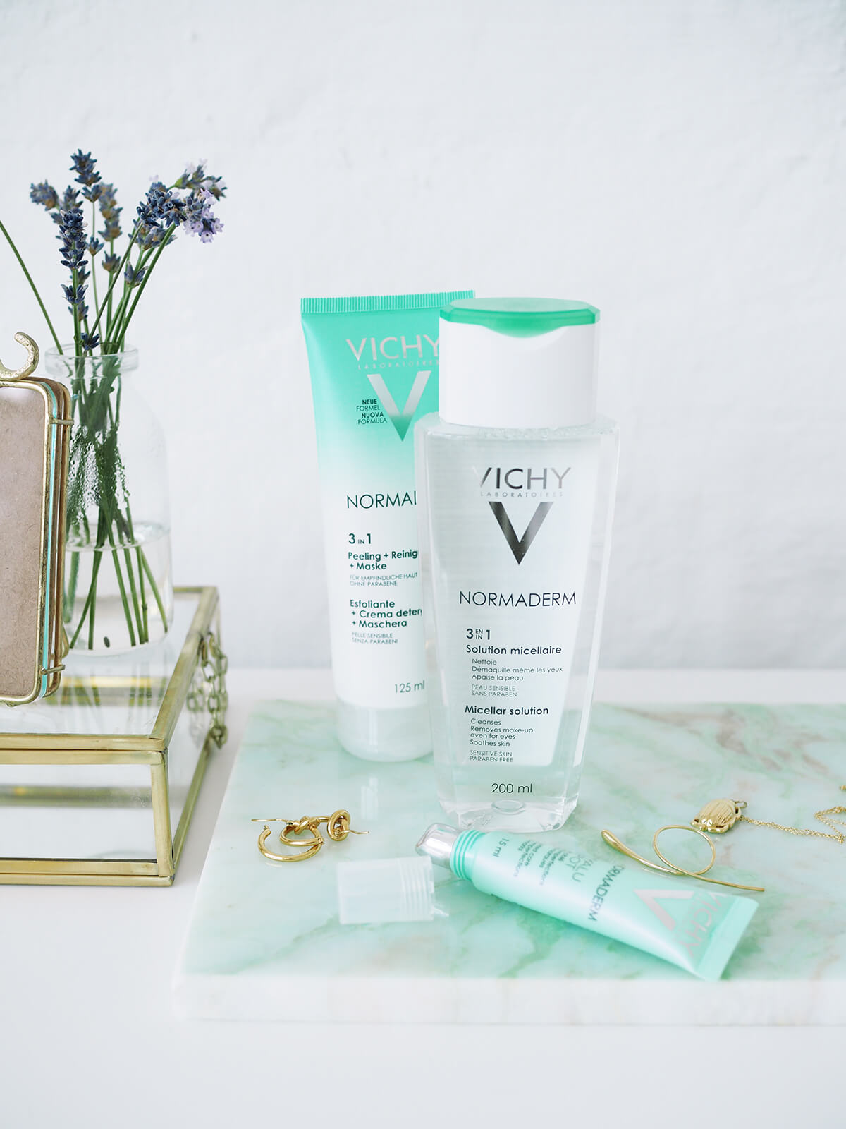 Vichy Normaderm 3 in 1 Produkte