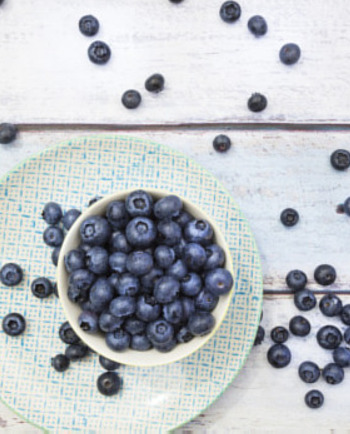 Gesunde Superfood: Heidelbeeren