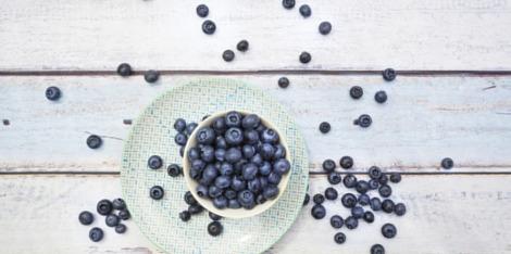 Gesunde Superfood: Heidelbeeren