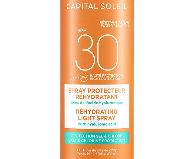 Beach Protect - Anti-Dehydratisierungsspray - LSF 30