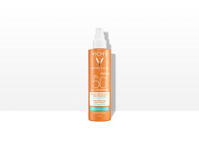 Beach Protect - Anti-Dehydratisierungsspray - LSF 50+