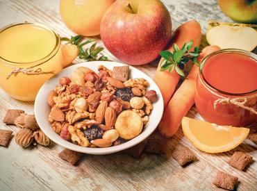 Lebensmittel, die empfindliche Haut stärken