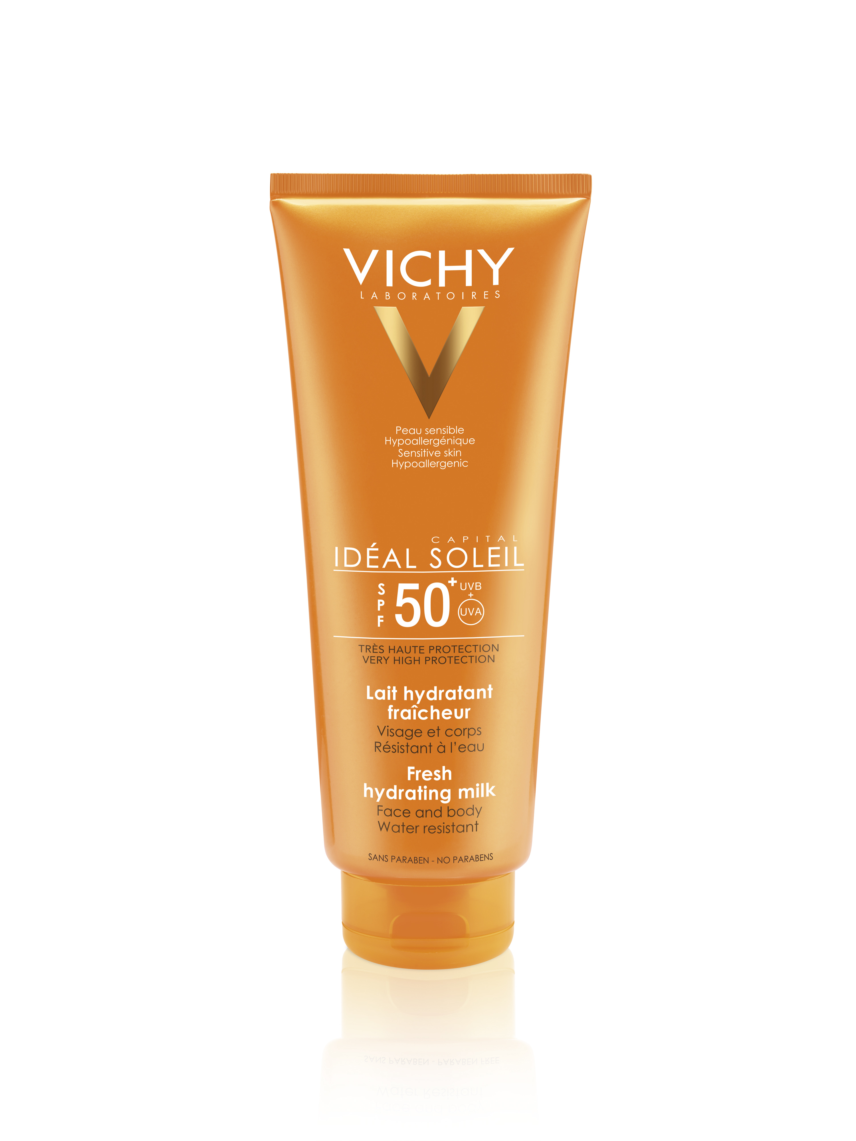 Sonnenschutz-Milch LSF 50+ für Gesicht und Körper