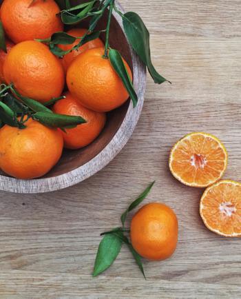 Vichy-Orangen-gesund
