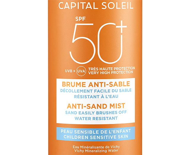 Anti-Sand Kinderspray LSF 50+