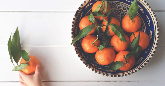 Gesundes Superfood: Clementinen