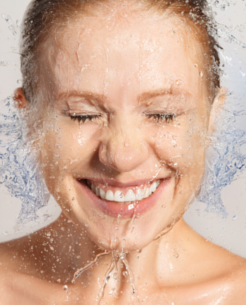 Unreine Haut: Die richtige Gesichtsreinigung