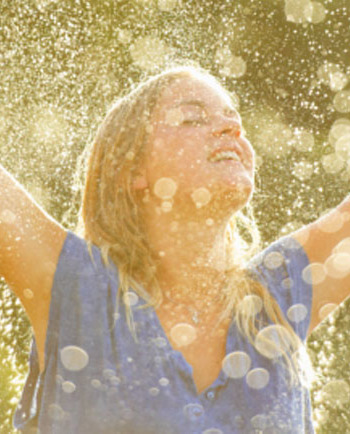 Stärken und beruhigen Sie Ihre Haut mit Thermalwasser