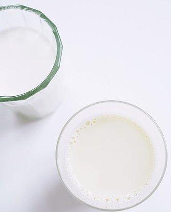 Verursacht Milch Hautprobleme?