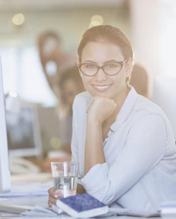 5 Tipps für Erfrischung im Büro