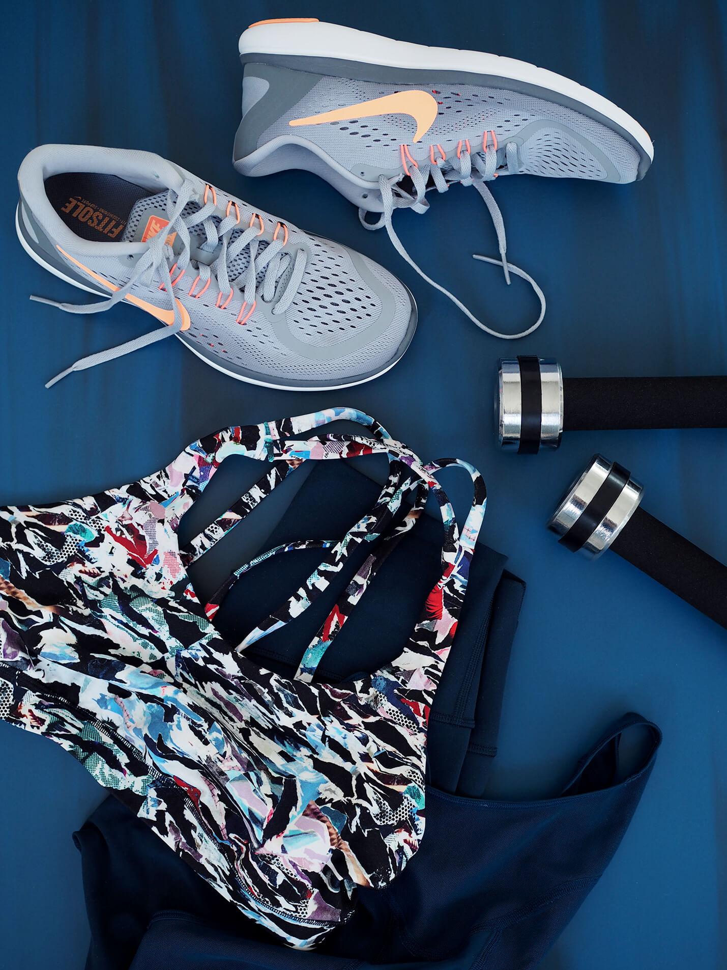Sport, Haut, Ernährung & deine Seele