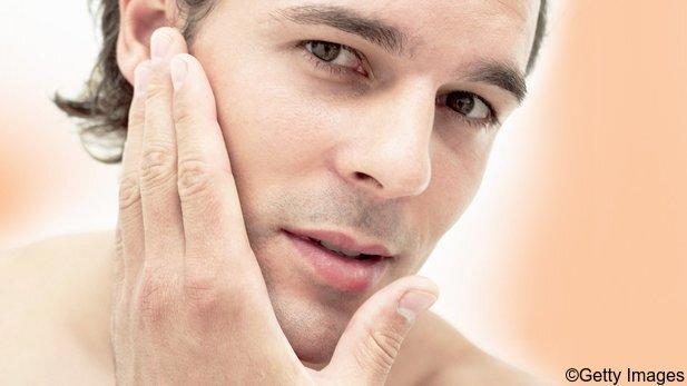 Die richtige Gesichtspflege für Männer