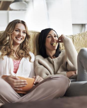 3 gesunde Snacks für den Film-Abend