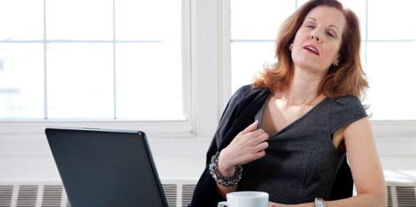 Hilfe bei Hitzewallungen in den Wechseljahren