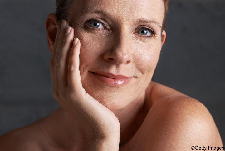 Anti-Aging Hautpflege im Alter