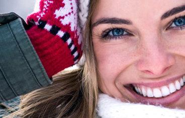 3 Tipps für einen strahlenden Teint trotz trockener Haut im Winter