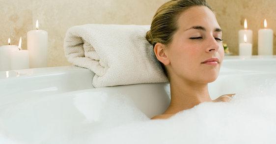Tipps zum Entspannen in der Badewanne