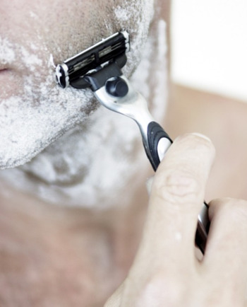 Perfekt rasiert in nur 3 Schritten