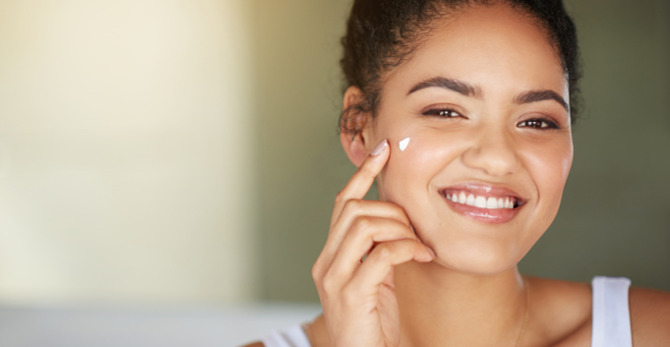Richtige Pflege bei trockener Haut