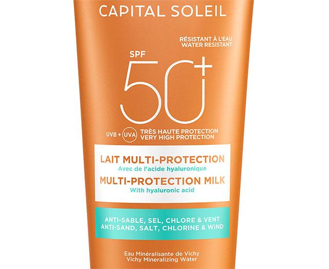 Beach Protect - Multi-Schutz Sonnenmilch - LSF 50