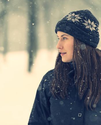 Vichy-Haarpflege-Winter