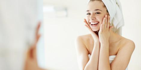 Gesichtspflege für Mischhaut
