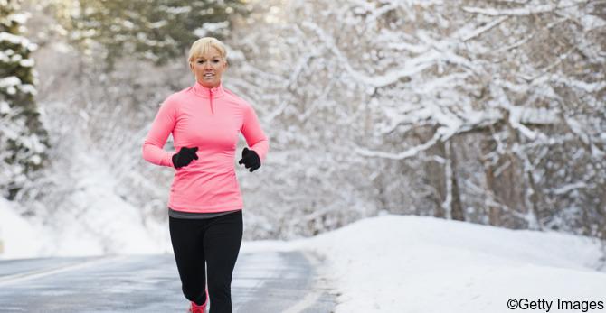 5 Gründe für Sport im Winter