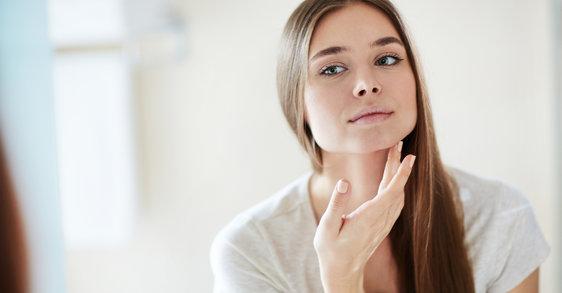 Gesichtspflege bei unreiner Haut