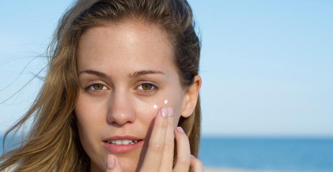 5 Gründe für Sonnenschutz im Gesicht