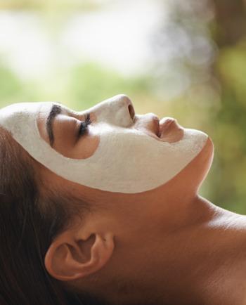 Ihre Gesichtsmaske mit Thermalwasser