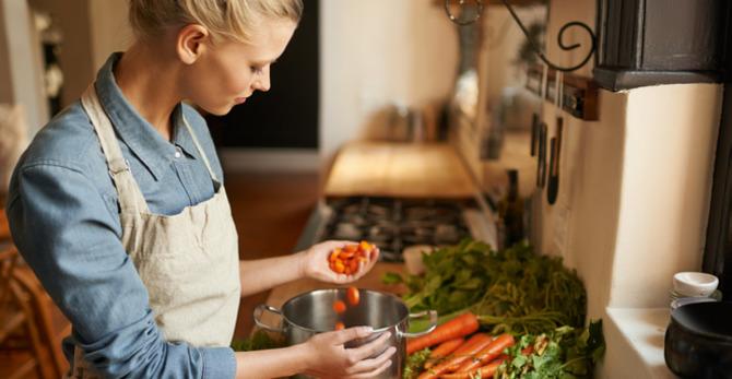 3 Tipps, um gesünder zu essen