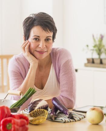 5 Tipps für die richtige Ernährung in den Wechseljahren