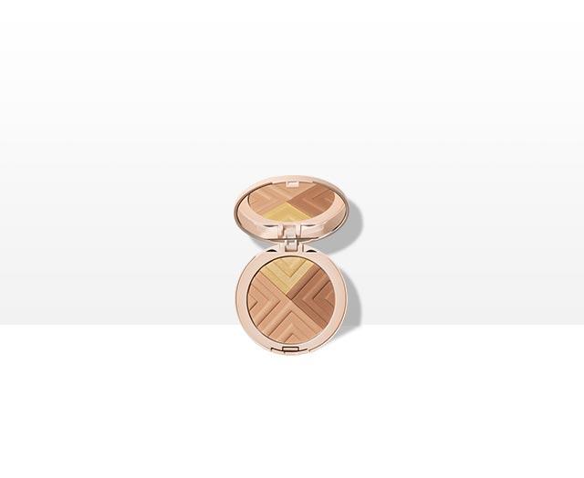 Mineralblend: Make-Up für trockene Haut - Mosaikpuder