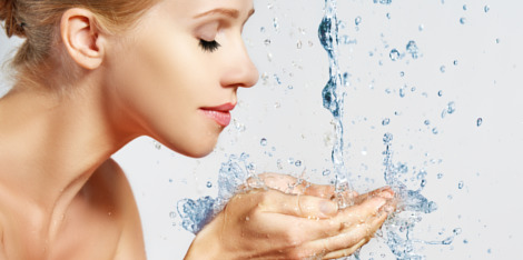 Vichy-Thermalwasser-Creme